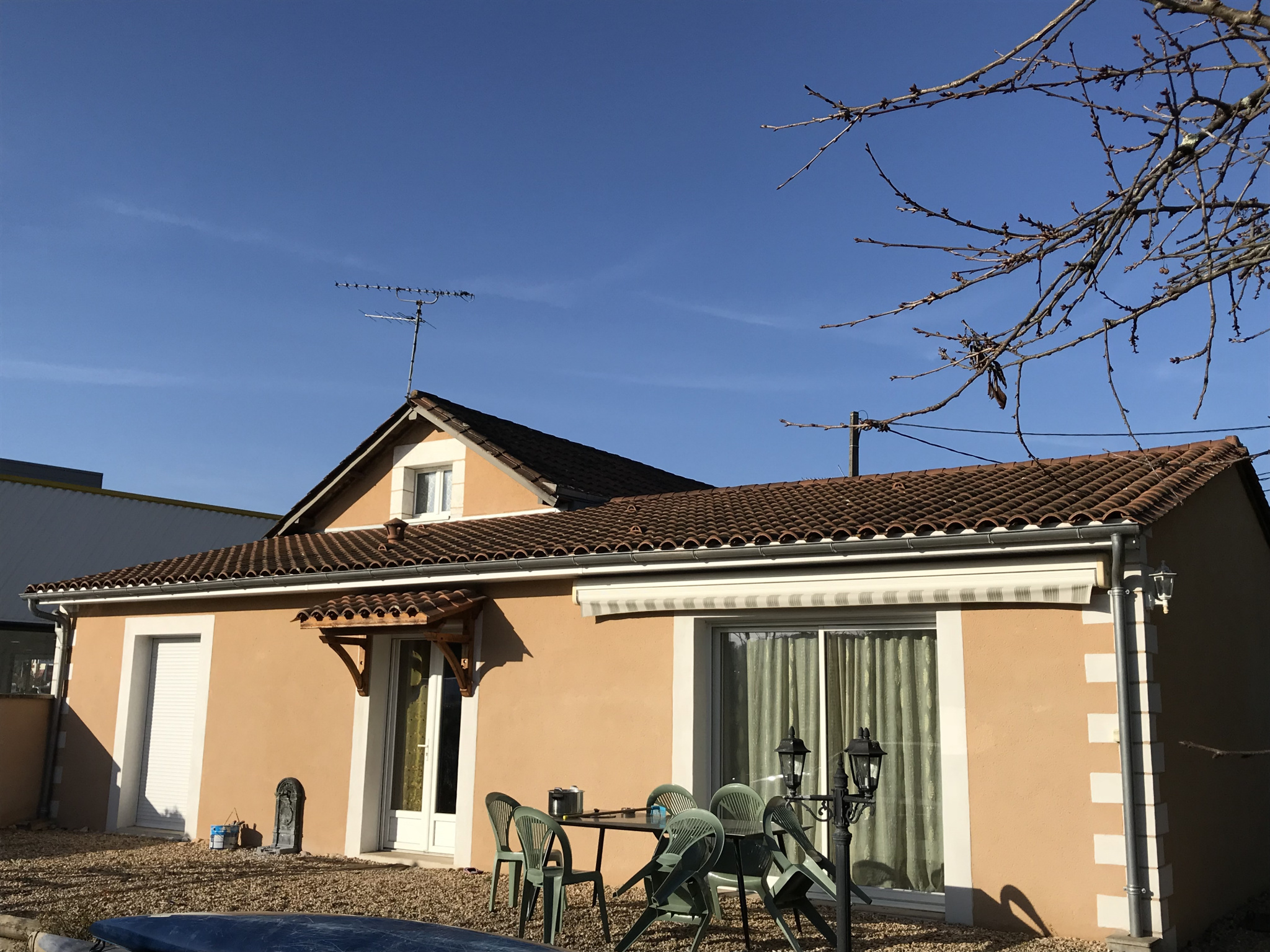 Annonce vente maison p rigueux 24000 118 m 191 700 for Maison perigueux