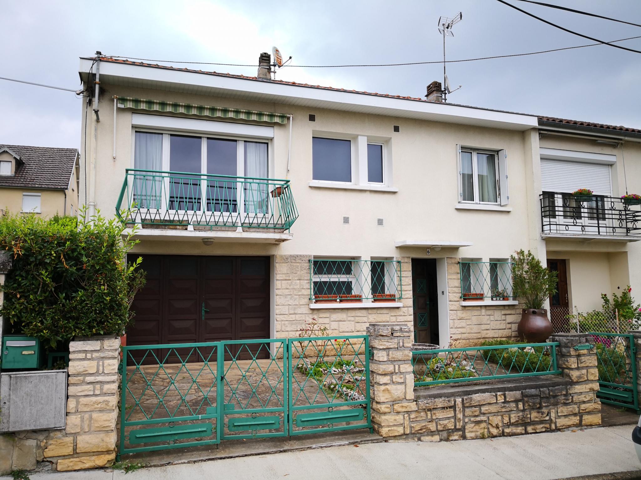 Vente maison villa perigueux hopital for Vente maison perigueux