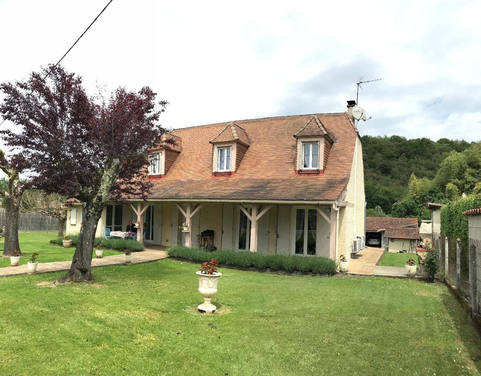 Annonce vente maison p rigueux 24000 180 m 318 000 for Maison perigueux